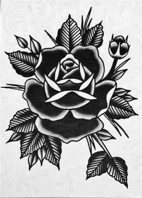 Pin by Carolay Valencia Polit on INK | Traditional rose
