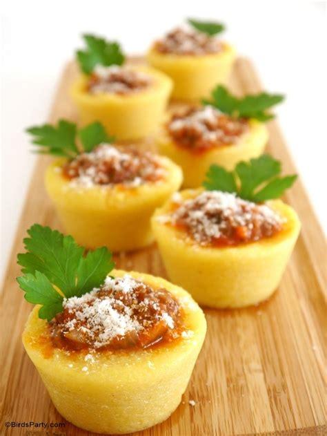 cuisine polenta 25 best ideas about polenta appetizer on