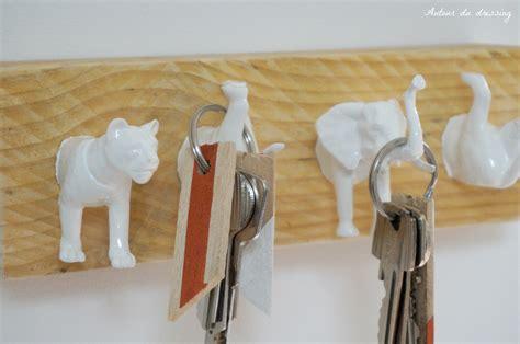 idee deco pour chambre diy comment transformer des animaux en plastique en