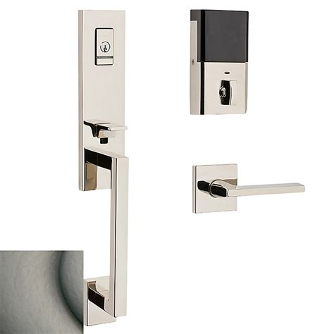 evolved minneapolis  escutcheon handleset