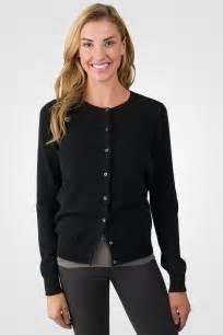 black cashmere button front cardigan sweater j cashmere