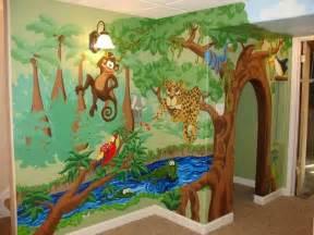 wanddesign ideen wandmalerei kinderzimmer 21 ideen wie sie eine ganz spezielle raumatmosphäre schaffen