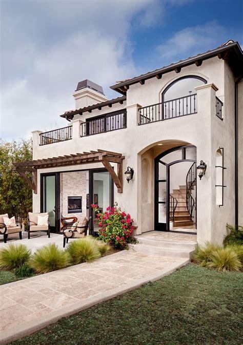 Stucco Home Exterior Designs At Home Interior Designing