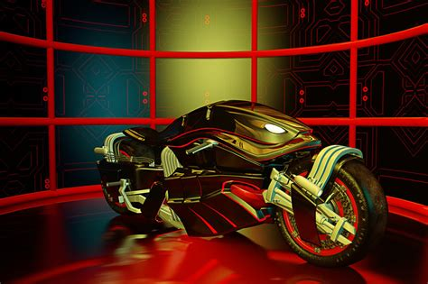 Futuristic Motorcycle Concept By Liam-liberty On Deviantart