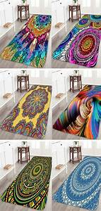 Home, Decor, Ideas, Bathroom, Products, Bohemian, Rug