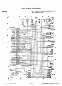 1999 Dodge Ram Trailer Wiring Diagram