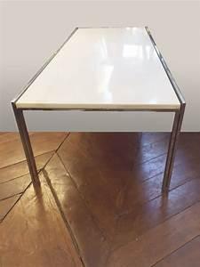 Table Basse Ronde Marbre : table basse knoll marbre ~ Teatrodelosmanantiales.com Idées de Décoration
