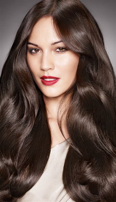 Shiny Brown Hair Dye by Brown Shiny Hair Hairstyles Hair Photo