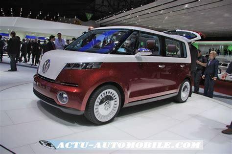 le nouveau volkswagen combi cru  actu automobile