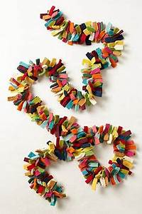 1000 ideas about Felt Garland on Pinterest