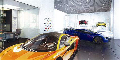 mclaren dealership confidence in mclaren goautonews premium