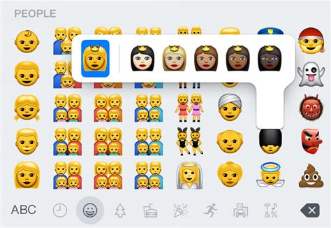 updated iphone emojis ios 8 3 emoji changelog