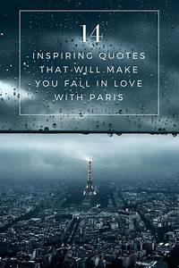 14 Inspiring Qu... Inspirational Paris Quotes