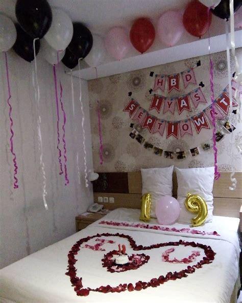 dekorasi kamar ulang  romantis  ngetrend