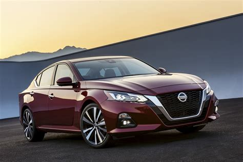 Nissan Altima Gas Mileage by 2019 Nissan Altima Top Speed For 2019 Nissan Altima Awd