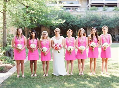 Tyler And Connor's Lilly Pulitzer Inspired Wedding