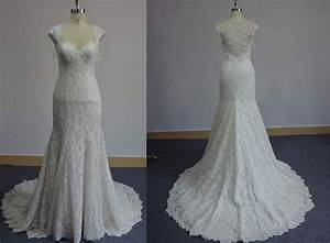 beaded stretch lace wedding dresses darius cordell With stretch lace wedding dress
