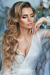 45 Most Romantic Wedding Hairstyles For Long Hair Hi