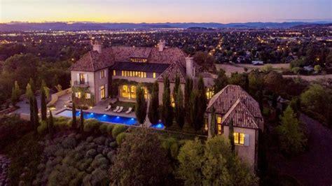 million mediterranean hilltop mansion  medford