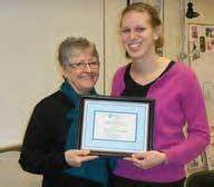 Theresa M. McKee, MS, OTR Occupational Therapy Scholarship ...