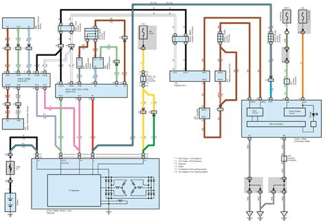 Free Lexus Oem Electrical Wiring