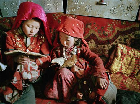 kyrgyz people cling  tradition  forbidding corner  northern afghanistan asia society