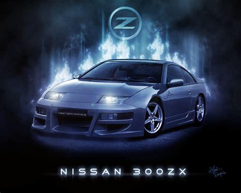 Nissan 300zx By Vectortrance On Deviantart