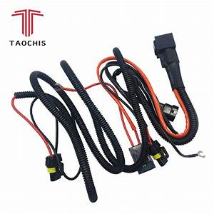 Taochis 12v 35w 55w Wiring Harness Controller Relay