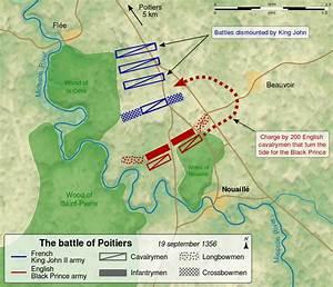 Poitiers Carte De France : file battle of poitiers 1356 map wikimedia commons ~ Dailycaller-alerts.com Idées de Décoration