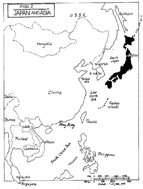 geography japans geography