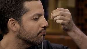 David Blaine sewed his mouth shut on 'Fallon' and people ...