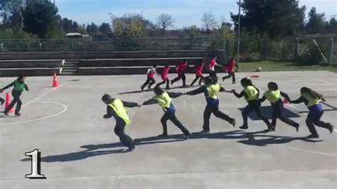 9 Juegos De Velocidad Por Equipos Youtube