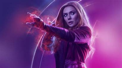 Witch Scarlet Marvel Avengers Be91 Hero Film