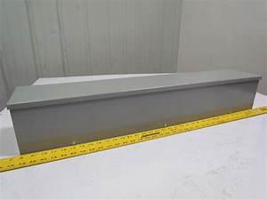 Wiegmann Rsc060636nkww Wiring Trough Electrical Box