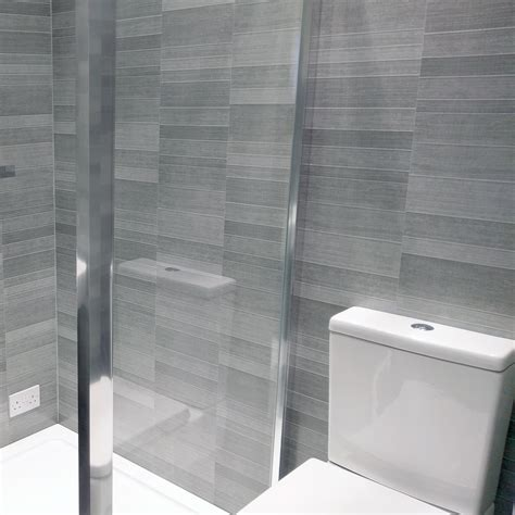 Modern Graphite Small Tile Wall Panels By Hobson Interiors