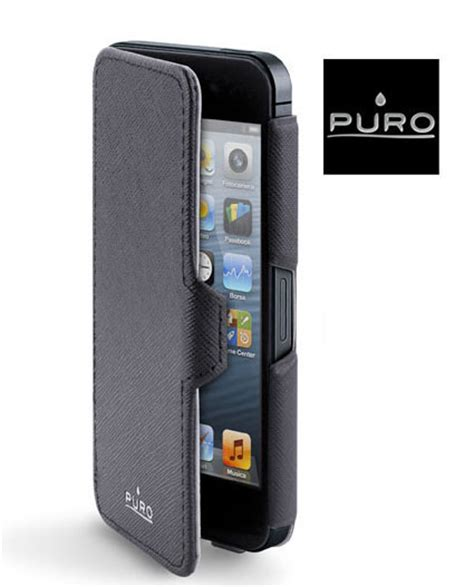 ebay iphone 5 puro iphone 5 cover eco leather booklet pre order ebay
