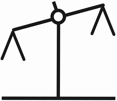 Scale Better Balance Sell Drawing Clipart Clip
