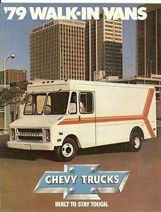 Find 1979 Chevy Walk-in Step Van Brochure