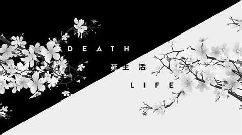 black and white aesthetic desktop anime wallpapers