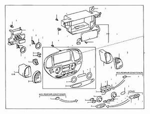 Toyota Sequoia Board Sub-assembly  Printed Wire Integration  No  4