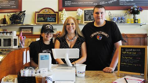 Phil mickelson what's in the bag? Cause Cafe gives employees with autism a place to call home - TODAY.com