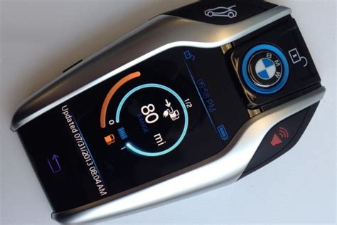 Bmw I8 Key Fob Makes Official Debut