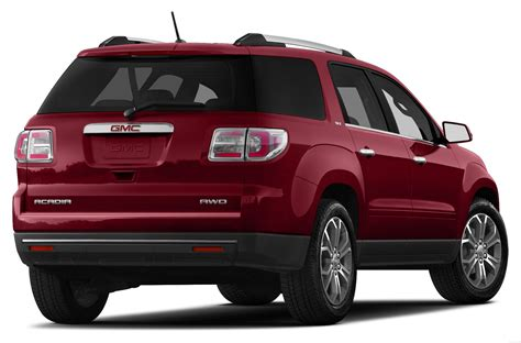 gmc acadia price  reviews features