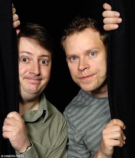 Who Are Mitchell & Webb?  Daily Mail Online