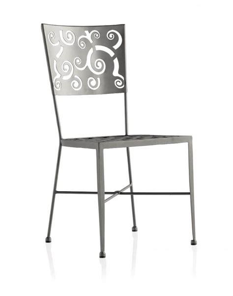 chaises fer forgé chaise jardin fer forgé rautorio 5906