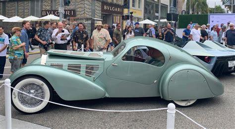 Replica Bugatti Aerolithe 1935   Bugatti, Bugatti type 57 ...