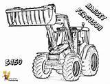 Massey Tractor Coloring Ferguson Pages Print Farming Simulator Tractors Farm Boss Traktory Yescoloring Rysunki Dekoracje Szkice Pokojowe Kreskowka Transport Diy sketch template