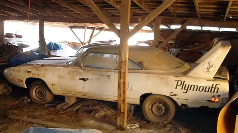 Found In Barn by Dusty A Barn Of Iconic Treasures