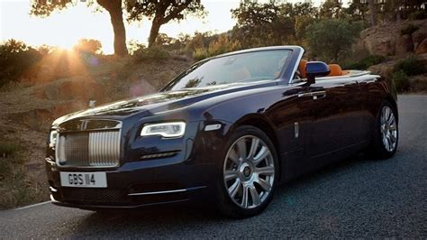 Rollsroyce Dawn Convertible Launched In India For Rs 625