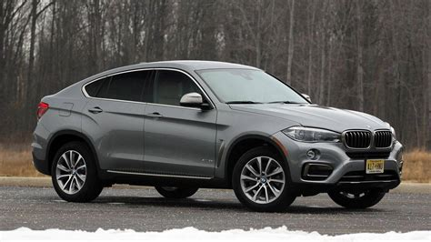 Bmw X6 Picture by 2018 Bmw X6 Review Not Much Utility